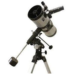 telescopio astronómico reflector
