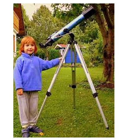 telescopio de niños