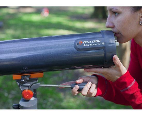 Como usar un Telescopio Celestron