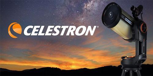 que es un Telescopio Celestron