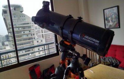 telescopios celestron