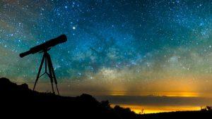 telescopios astronomicos para ver las estrellas