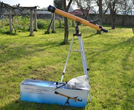 que telescopio zeus comprar