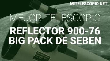Telescopio Reflector  900-76  De Seben