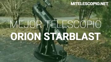 Telescopio Orion StarBlast
