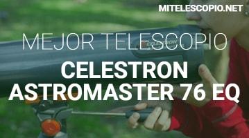 Telescopio Celestron AstroMaster 76 EQ