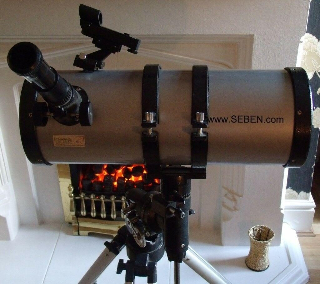 Telescopio Big Boss 1400-150 De Seben